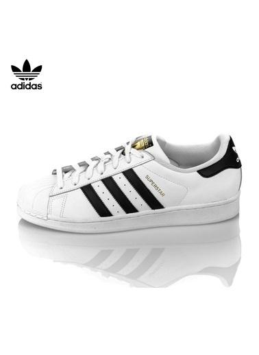 adidas adidas Superstar Lifestyle Ayakkabı Beyaz